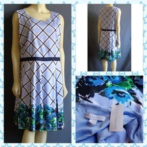 NWT New York & Company Floral patterns Dress